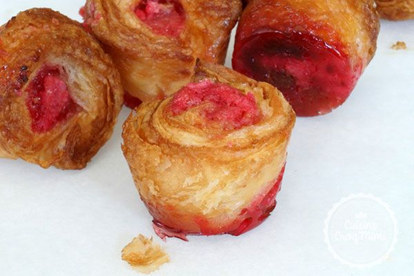 kouignette,Kouign Amann,praline rose, feuilletage,bretagne,dessert,cuisinecroqmimi