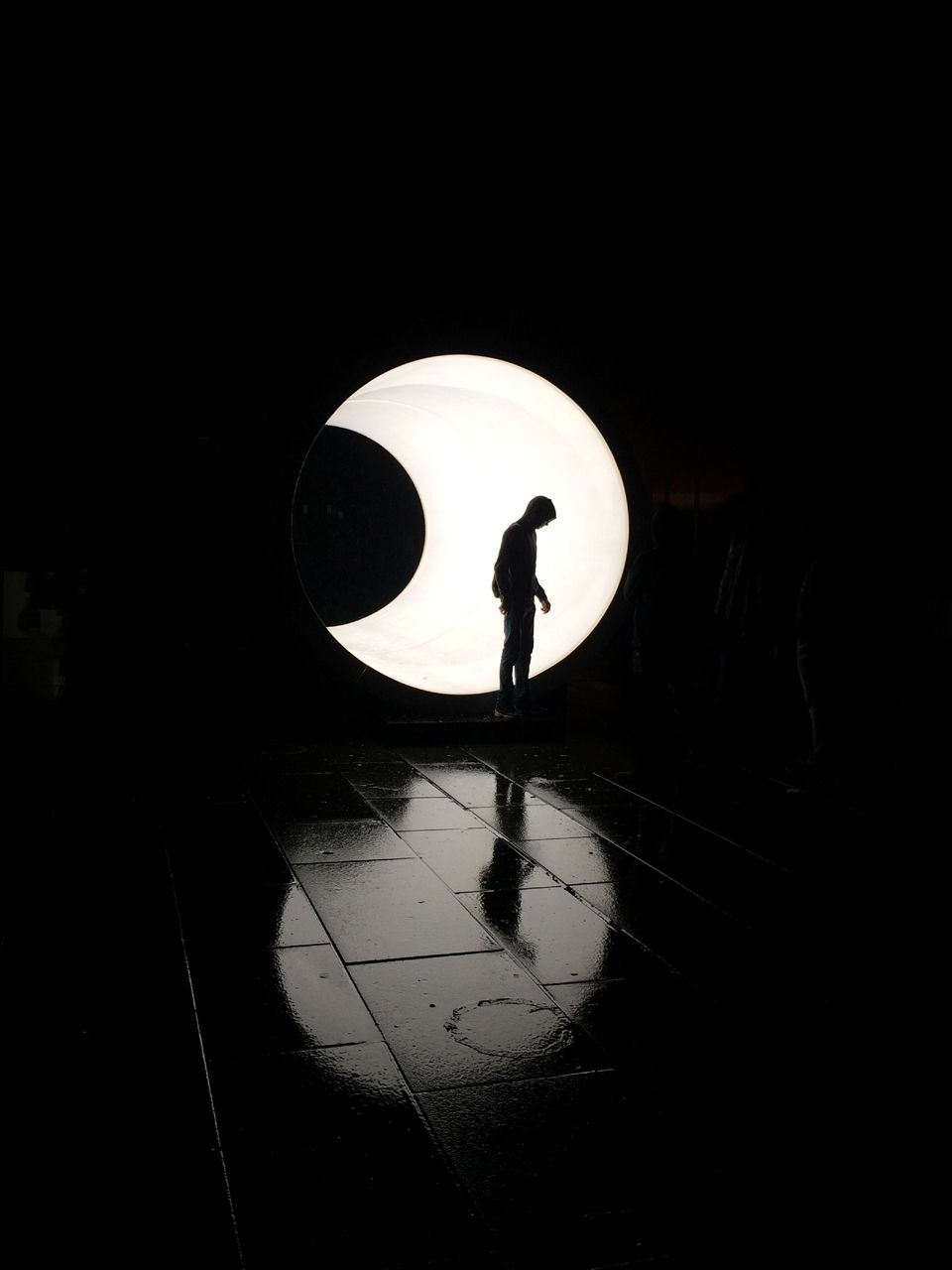 Installations Accent Stuttgart Region During Light Art Festival