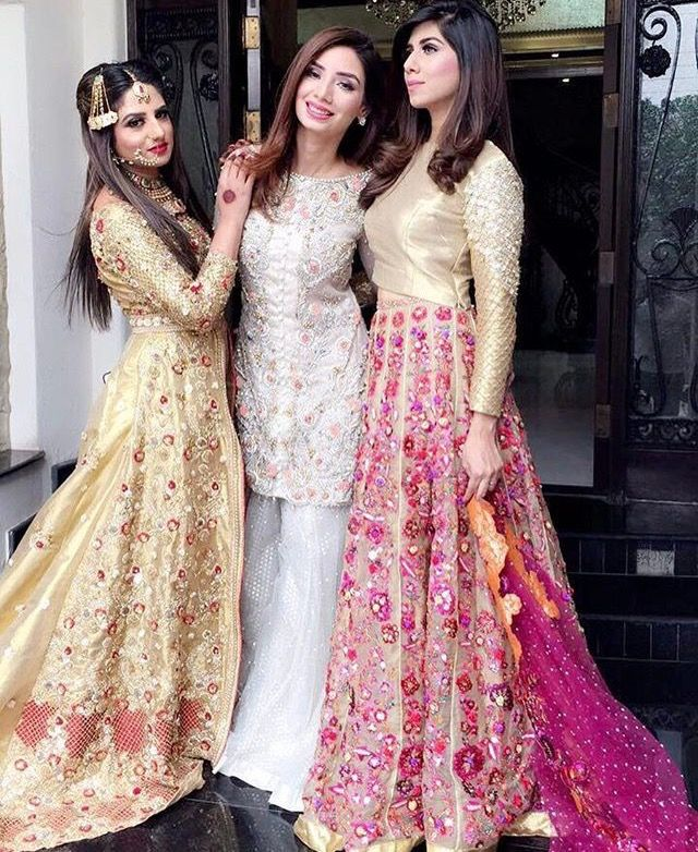 Pakistani | Lenghas | Pinterest