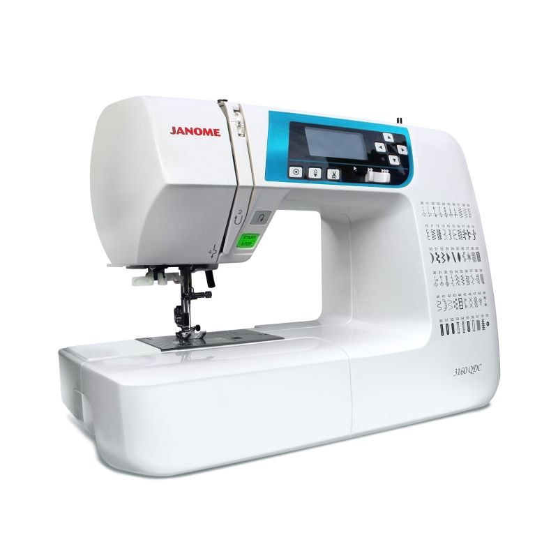 Janome 40QDCB Quilters Decor Computer Sewing Machine 40 This Beauteous Brother Ce8100 Sewing Machine