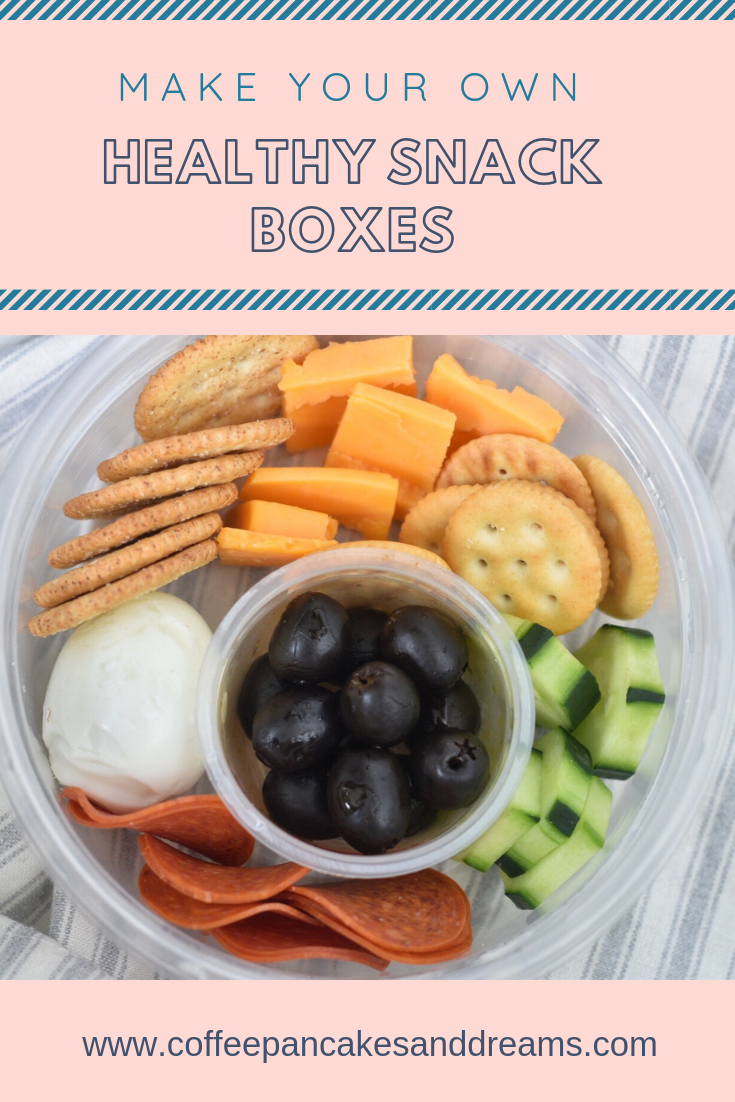 Snack Box Ideas for Busy Moms images