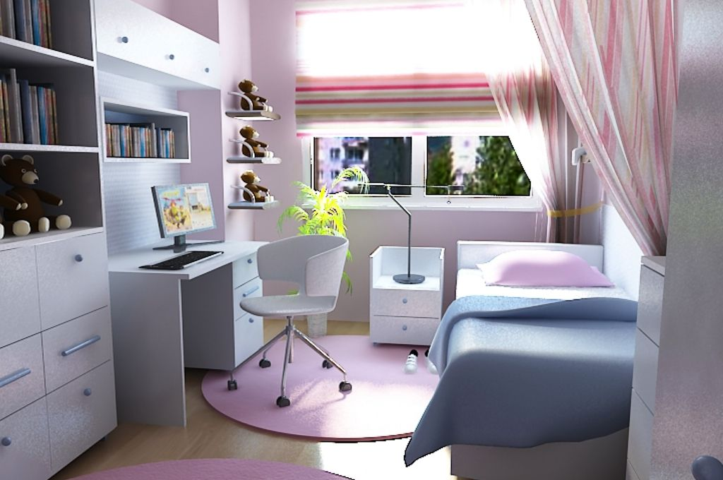 Pokoj dla nastolatkijpg Teens Bedroom Pinterest
