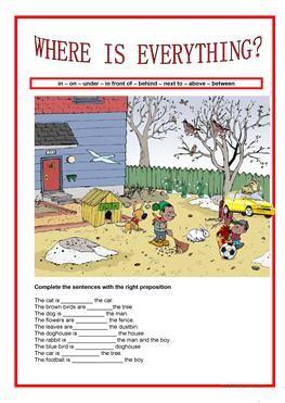 50 000+ Free ESL, EFL worksheets made by teachers for teachers ...
