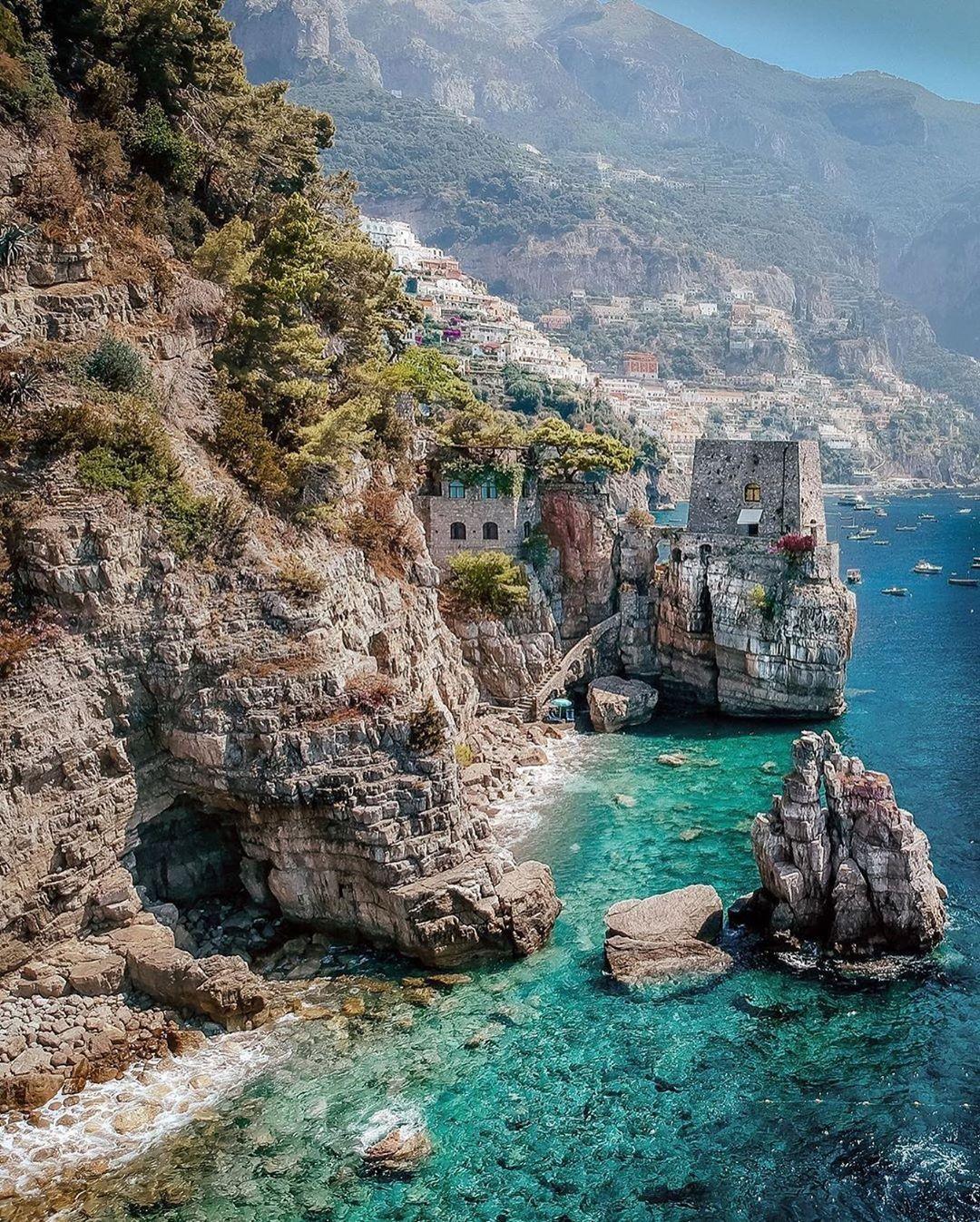 Amalfi Coast Italy On Instagram The Magic Of Positanocoast We Hope To Welcome You Soon To Our Wonderful Amalficoast In 2020 Amalfi Coast Italy Amalfi Coast Amalfi