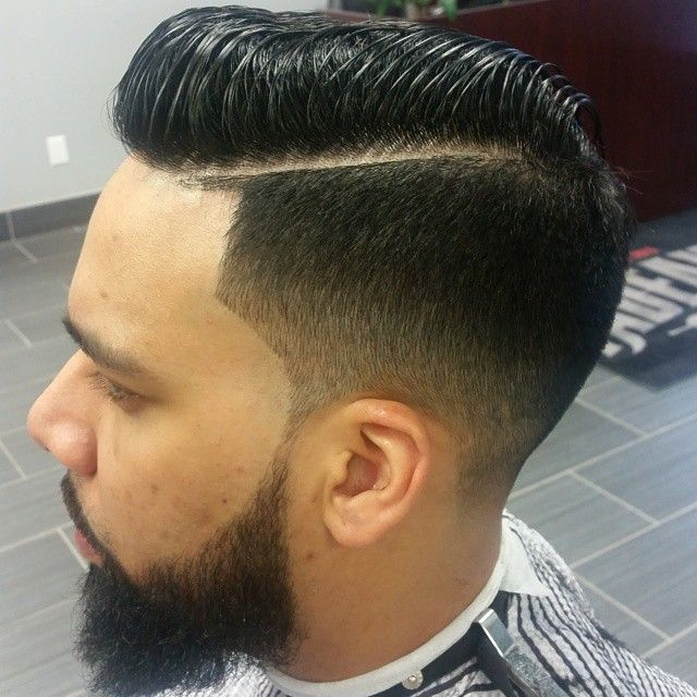 taper fade haircut pictures taper comb with beard www pixshark images 1621
