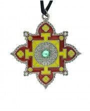 Mandala Pendant---Hindu---RESEARCH meaning/significance
