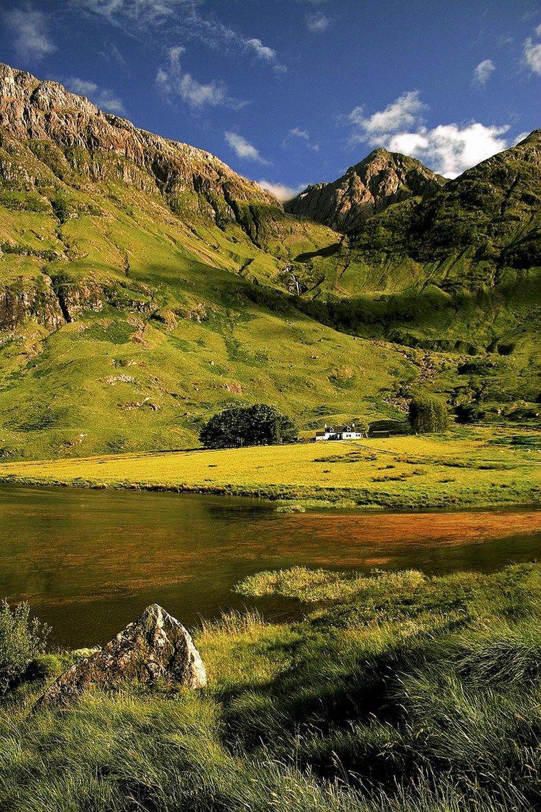 Loch Achtriochtan | Glen Coe, Scotland by barbara jones, photosecosse.com