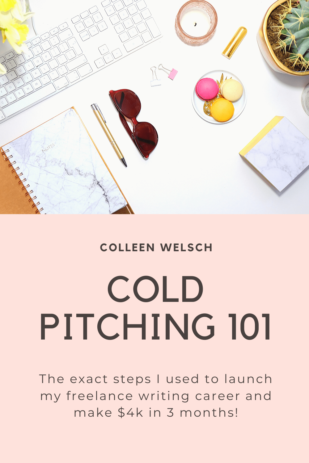 Cold Pitching 101 For Freelance Writers Free Templates Freelance Writing Freelance Writer 10 Things