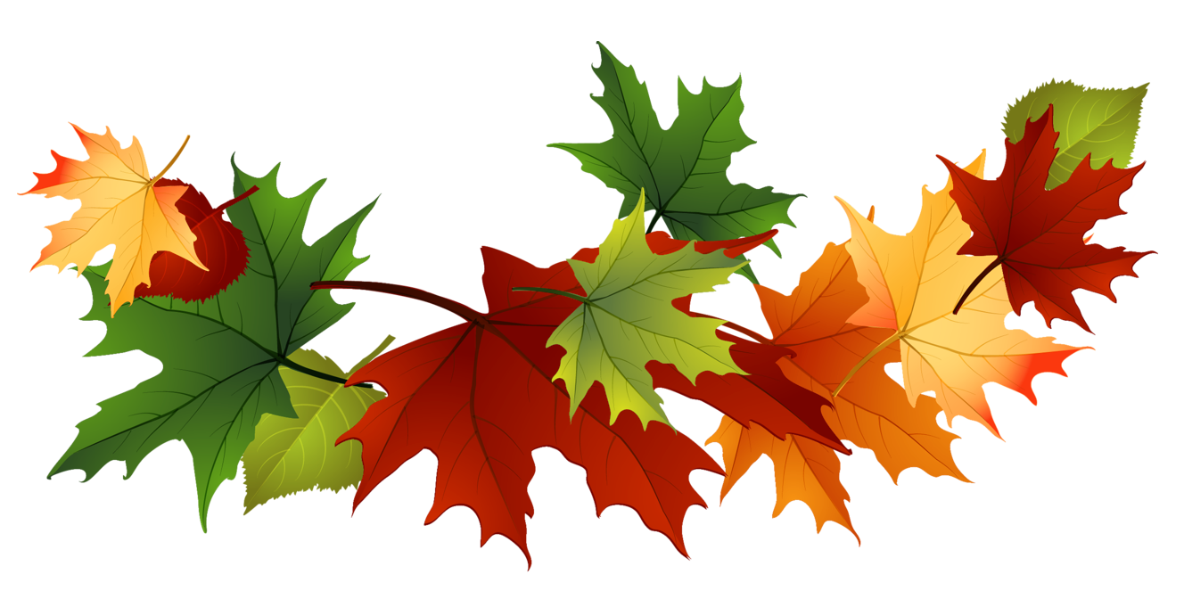 fall leaves free clip art