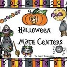 With these fun Math centers, your kids can work on their math skills just in time for Halloween. All center activities in this packet are availabl...