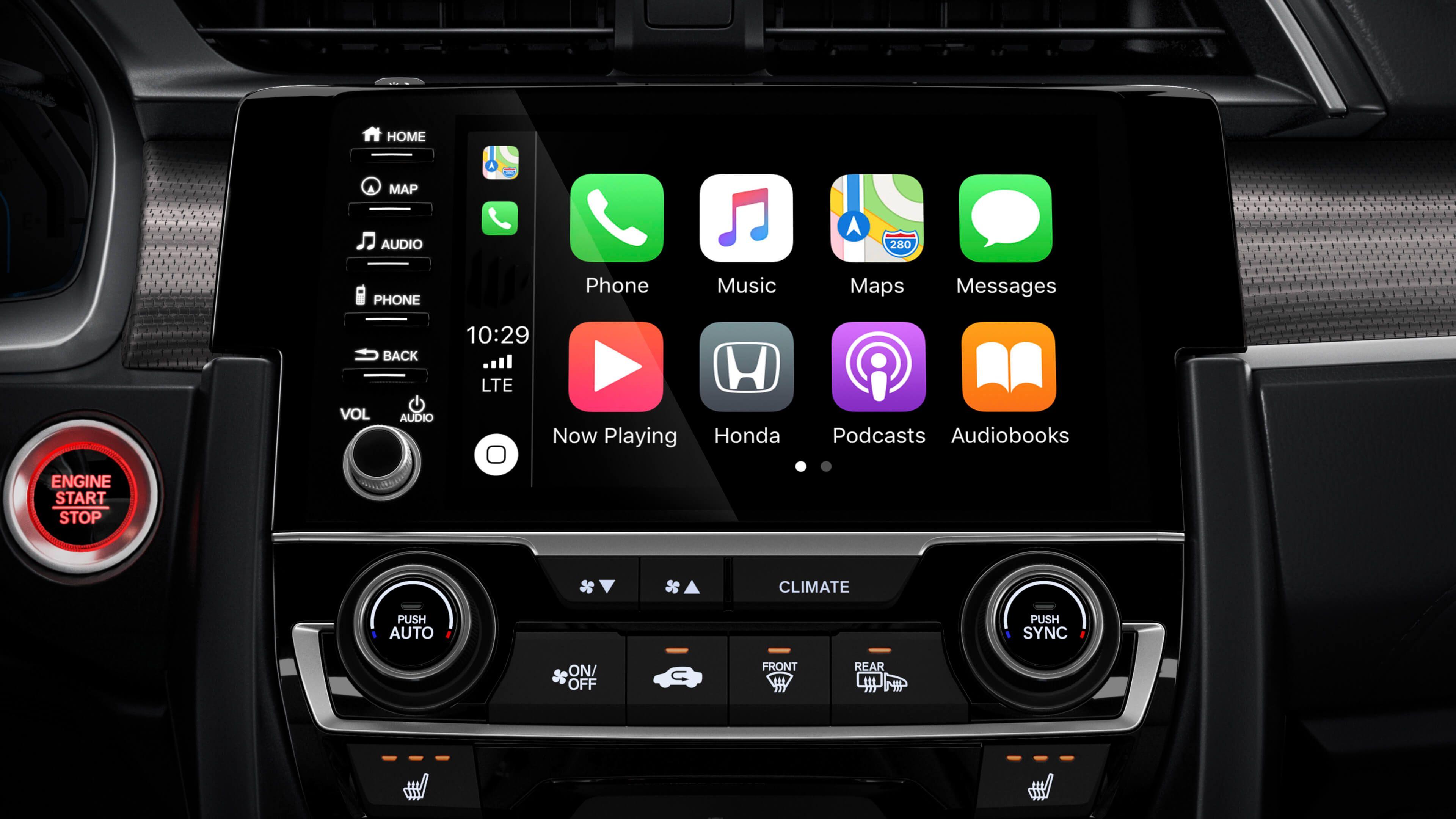 The Latest Tech Civic Sedan Honda Civic Honda Civic Sedan