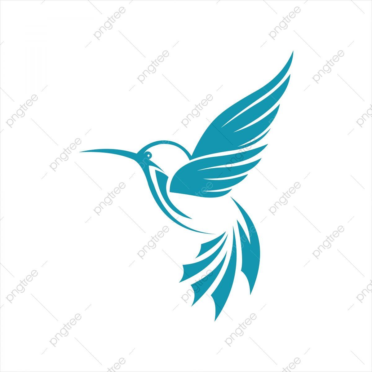 Hummingbird Logo Design Vector Template Hummingbird Clipart Logo Icons Template Icons Png And Vector With Transparent Background For Free Download Di 2021 Burung Kolibri Latar Belakang Ikon
