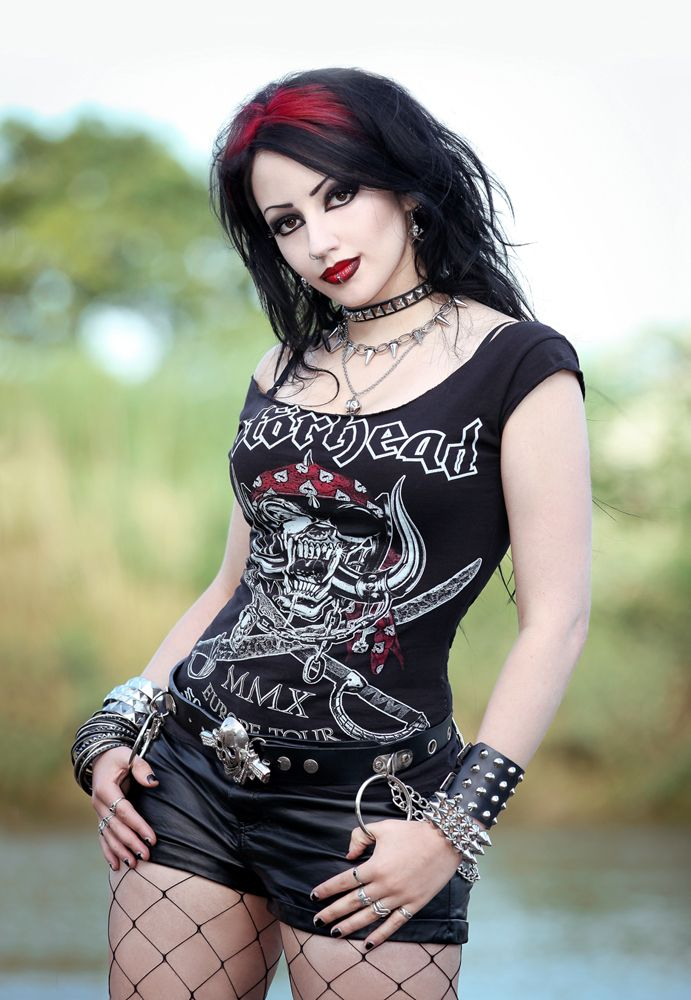Something hot sexy teen goth girls excellent