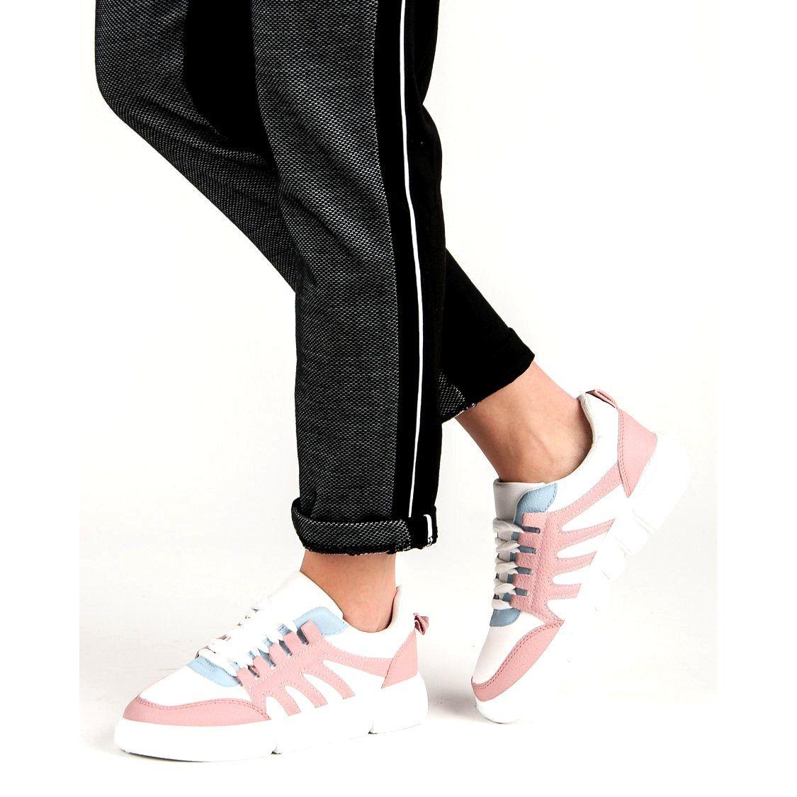 Wygodne Obuwie Sportowe Rozowe Sports Footwear Pink Sports Sports Women