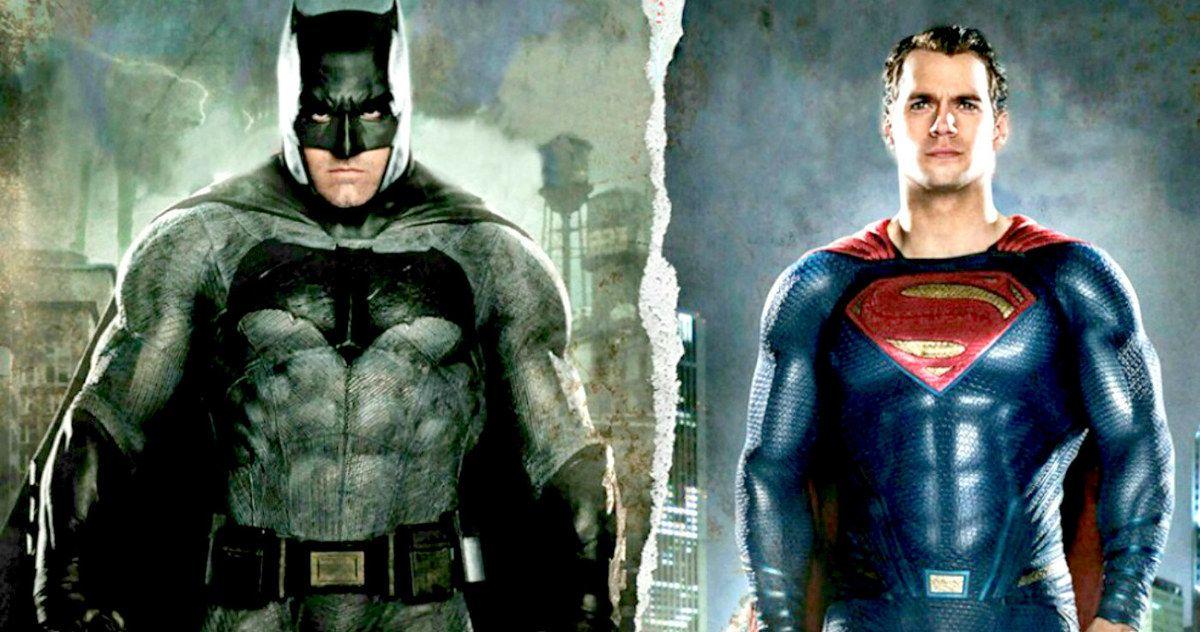 Batman V Superman Lego Set Reveals Major Fight Spoiler Superheroes