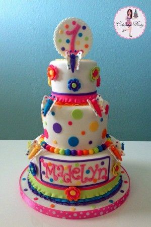 1st Birthday Cake Ideas for Girls 45 Photos More Cake IdeasMore