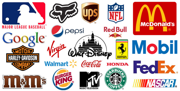 25 Famous Logos With Hidden Images Famous logos