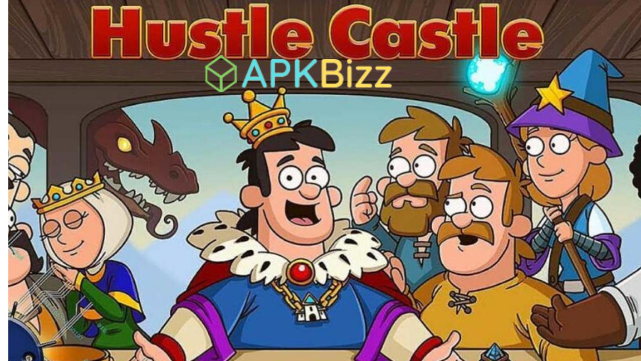 Hustle Castle Fantasy kingdom Mod Apk Hack v1.24.1