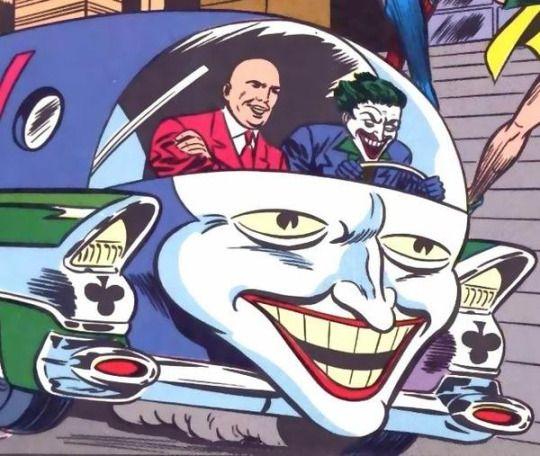 joker super sanity