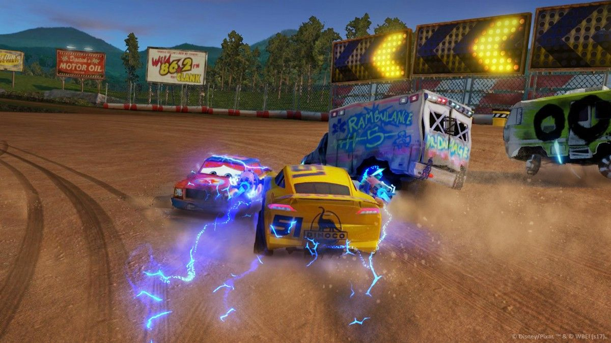 Cars 3 Driven To Win Launch Trailer Video Games Cars
