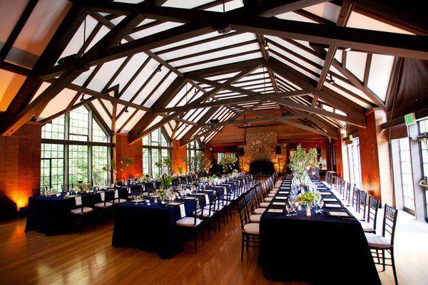 brazilian room tilden park berkeley tables like this in both silvergray