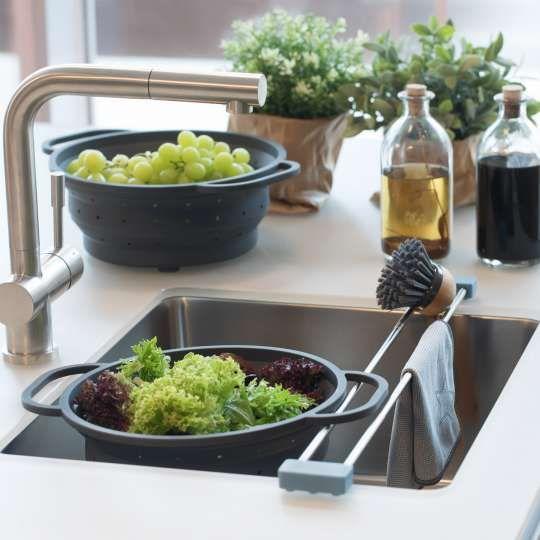Super praktisch für die Küche: Sanni Shoo Abtropfhilfe drip ...