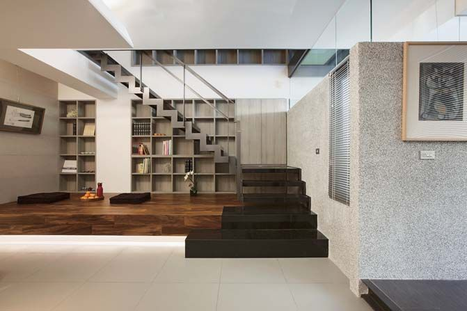 財富自由-Amo的世界: [居家裝潢]新灰階美學 每一空間每一轉折開展新視野