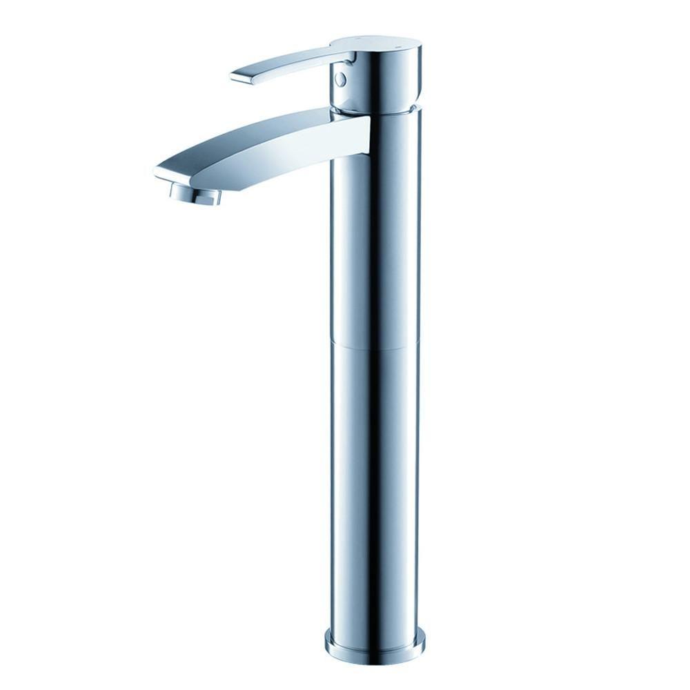 Fresca livenza single hole vessel mount bathroom vanity