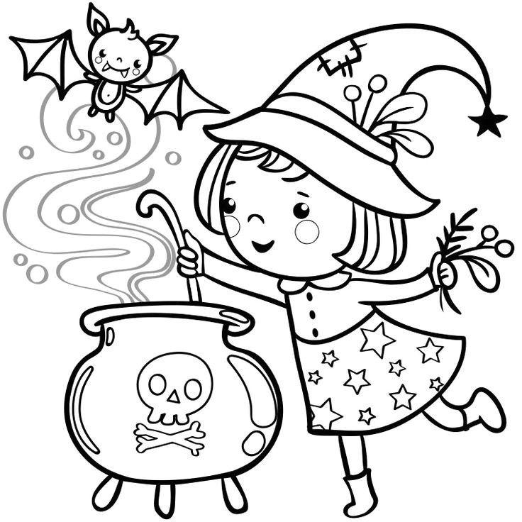 coloriage boucle d or a imprimer 494 best halloween sorci ...