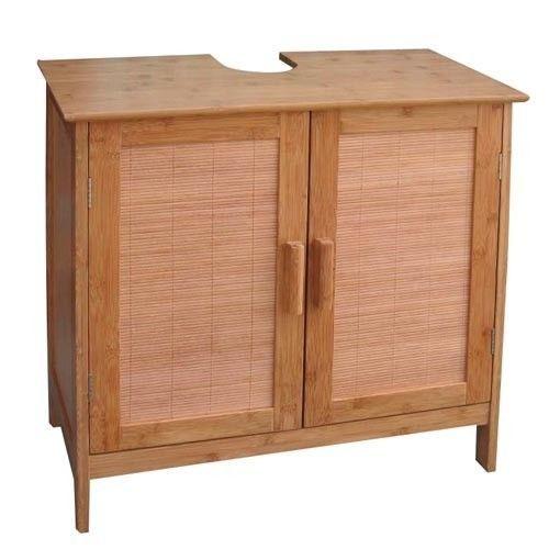 BambusWaschbeckenUnterschrank Möbel & Wohnen, Möbel