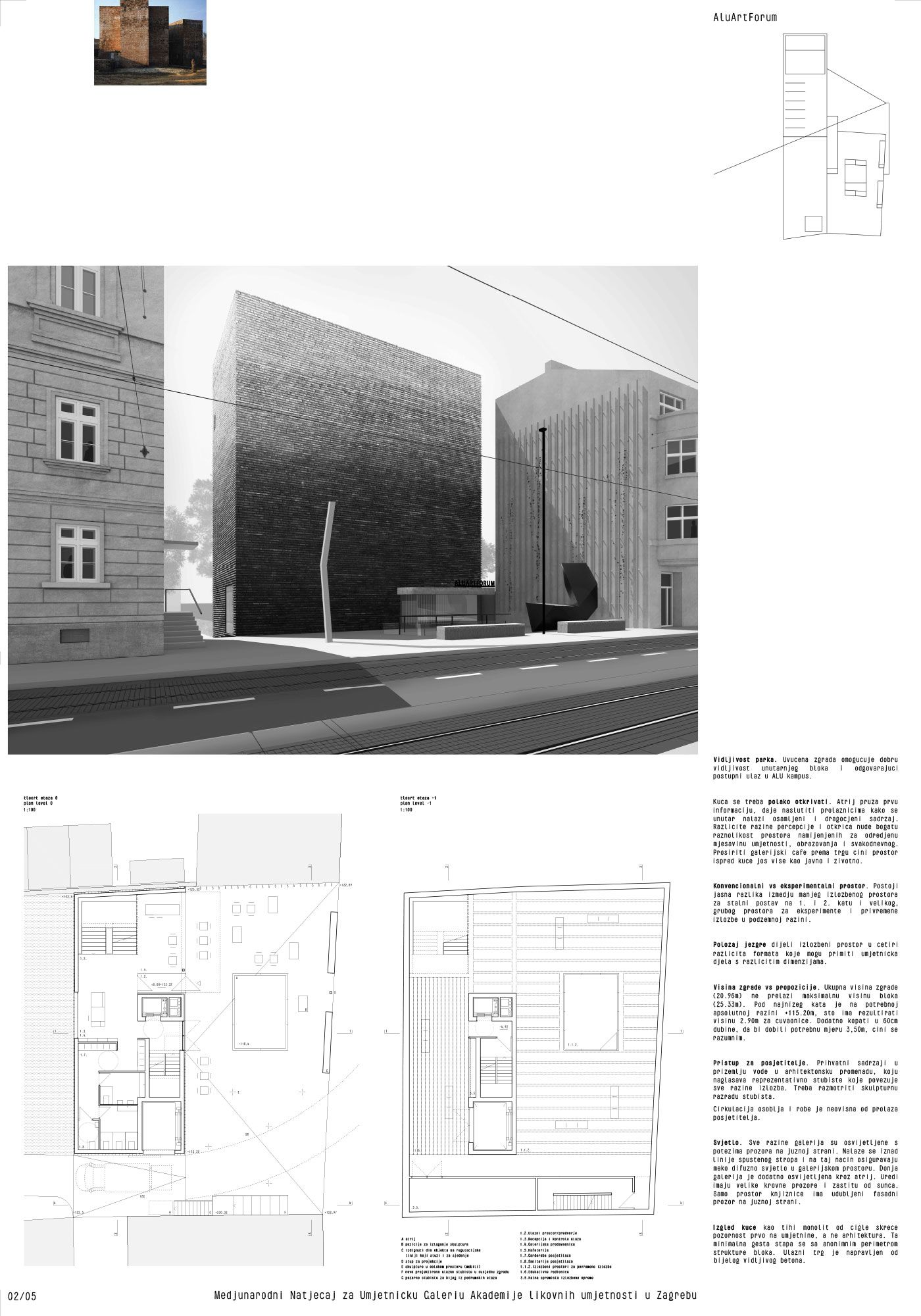Njiric Arhitekti Aluartforum