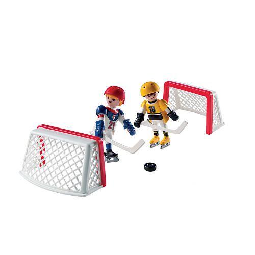 Playmobil Nhl Hockey Arena With Images Hockey Arena Nhl Nhl Hockey