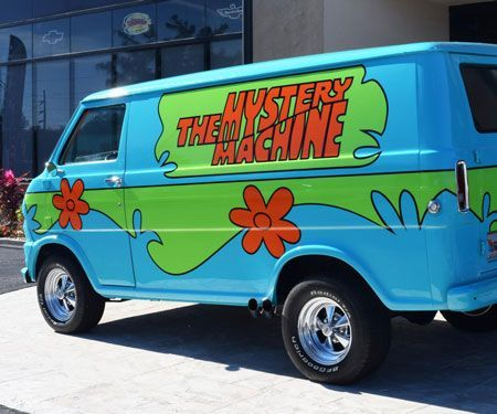 Photo of Scooby Doo Mystery Machine Van #Doo #Machine #Mystery #Scooby #Van #van life aes…