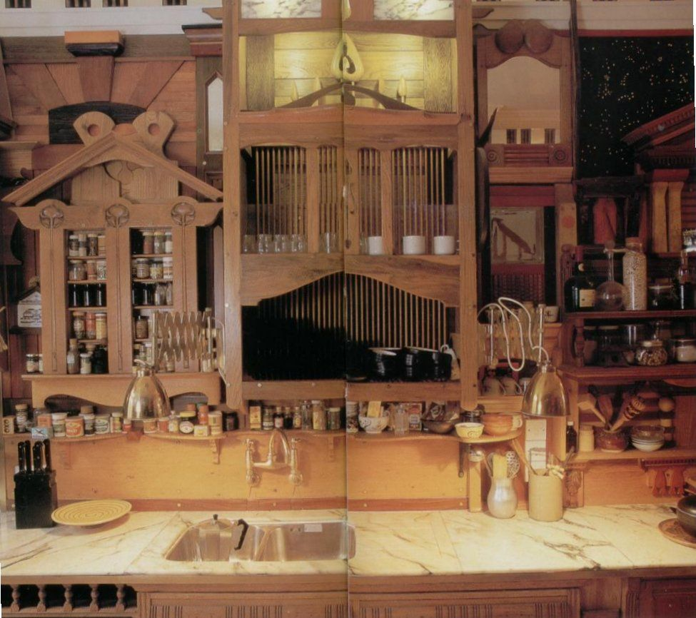 The Steampunk Home A Steampunk Kitchen Steampunk Kitchen Steampunk House Steampunk Decor