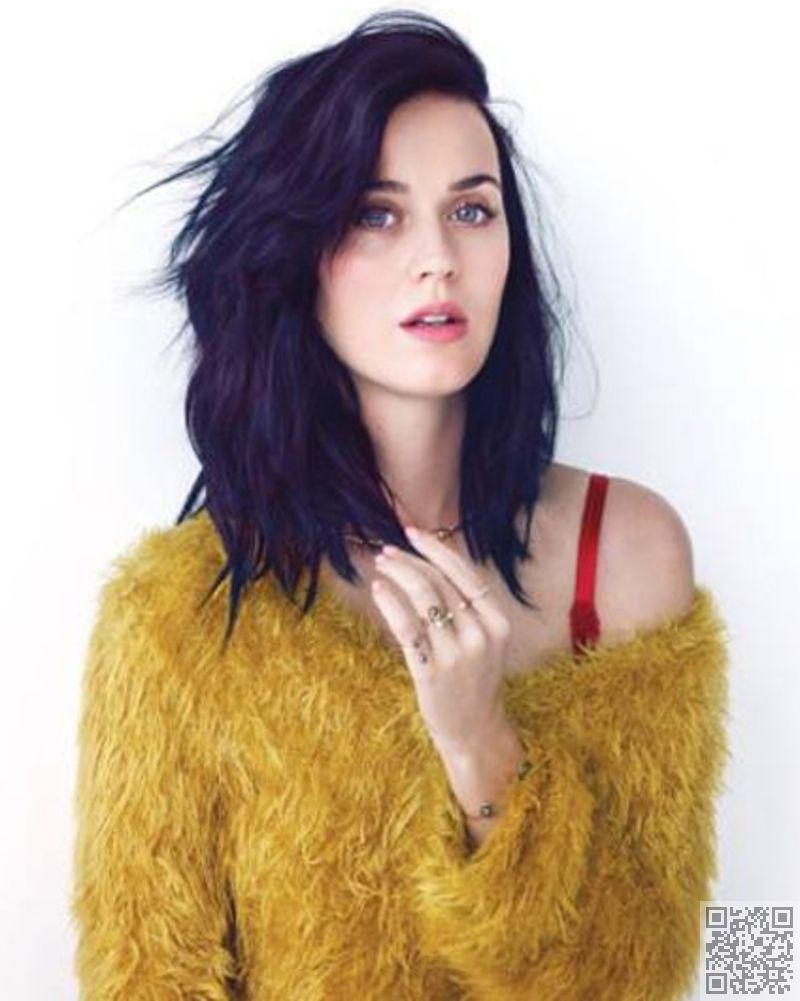 2013 Prism Promo Photo Katy Perry Hair Hair Color For Black Hair Hot Hair Styles