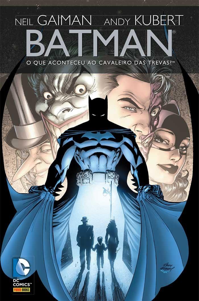 Batman: O que aconteceu com o Cavaleiro das Trevas - DC Comics