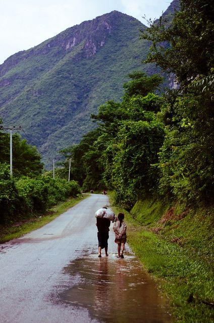 Nong Khiaw, Luang Prabang Province, Laos
