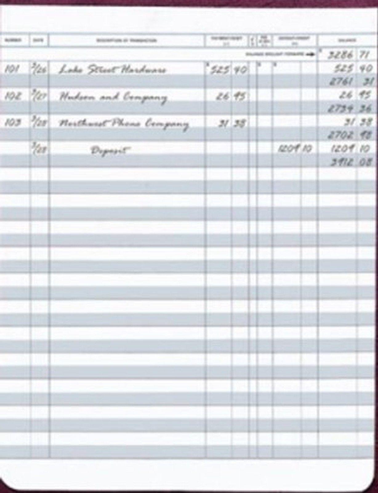egp check registers for deskbook checks