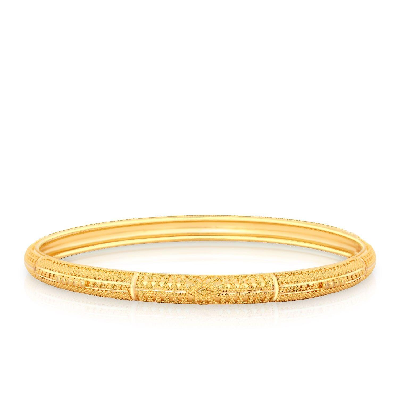 Malabar Gold Bangle Andaaaaaayot Gold Bangles For Women Mens Gold Jewelry Gold Bangles