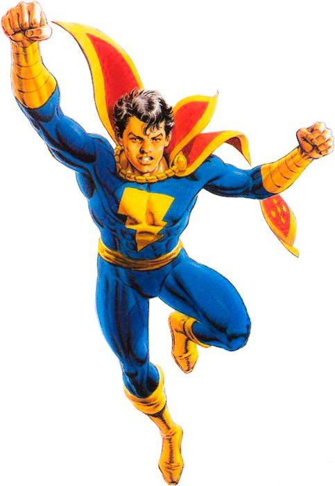 Captain Marvel Jr Freddie Freeman Dc Comics Shazam Mr Marvel