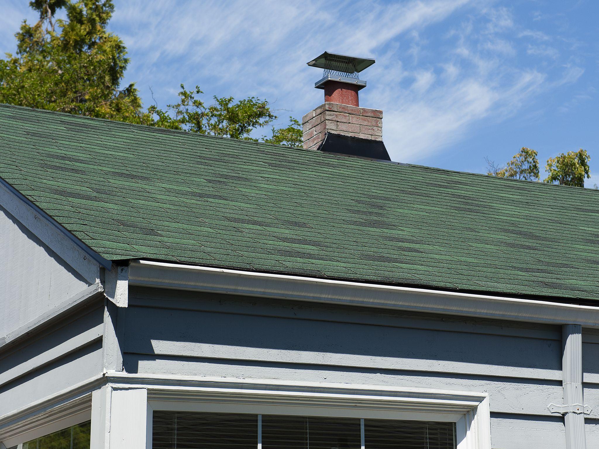 Best Sherwood Green Tahoma 3Tab Asphalt Roofing Shingles 400 x 300