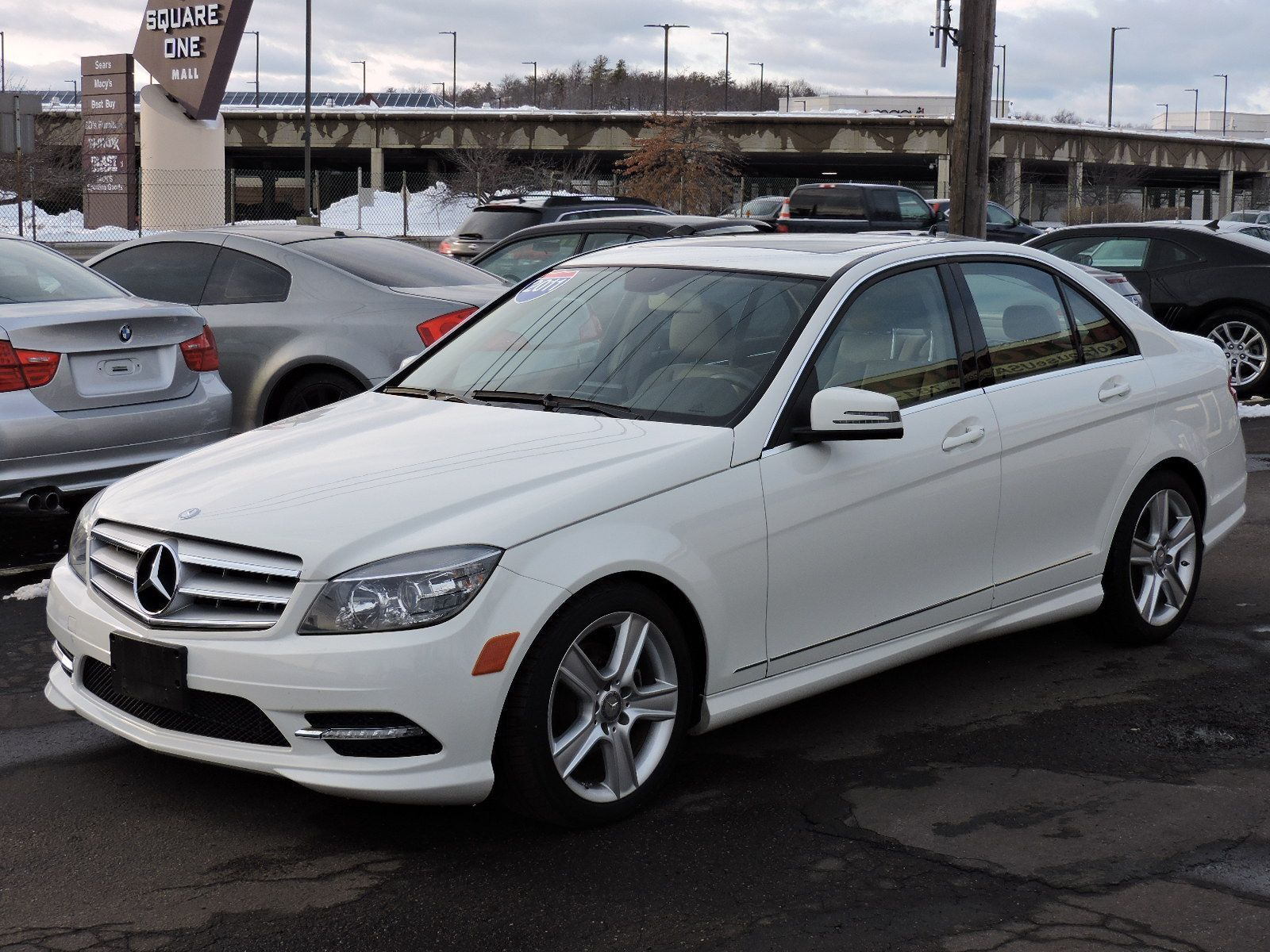 2011 Mercedes-Benz C300 Manual Sedan Luxury vehicle Model: 2011 Mercedes-Benz  C-Class MPG: 18 city / 26 highway Horsepower: 228 hp @ 6,000 rpm Engine:  3.0 L ...