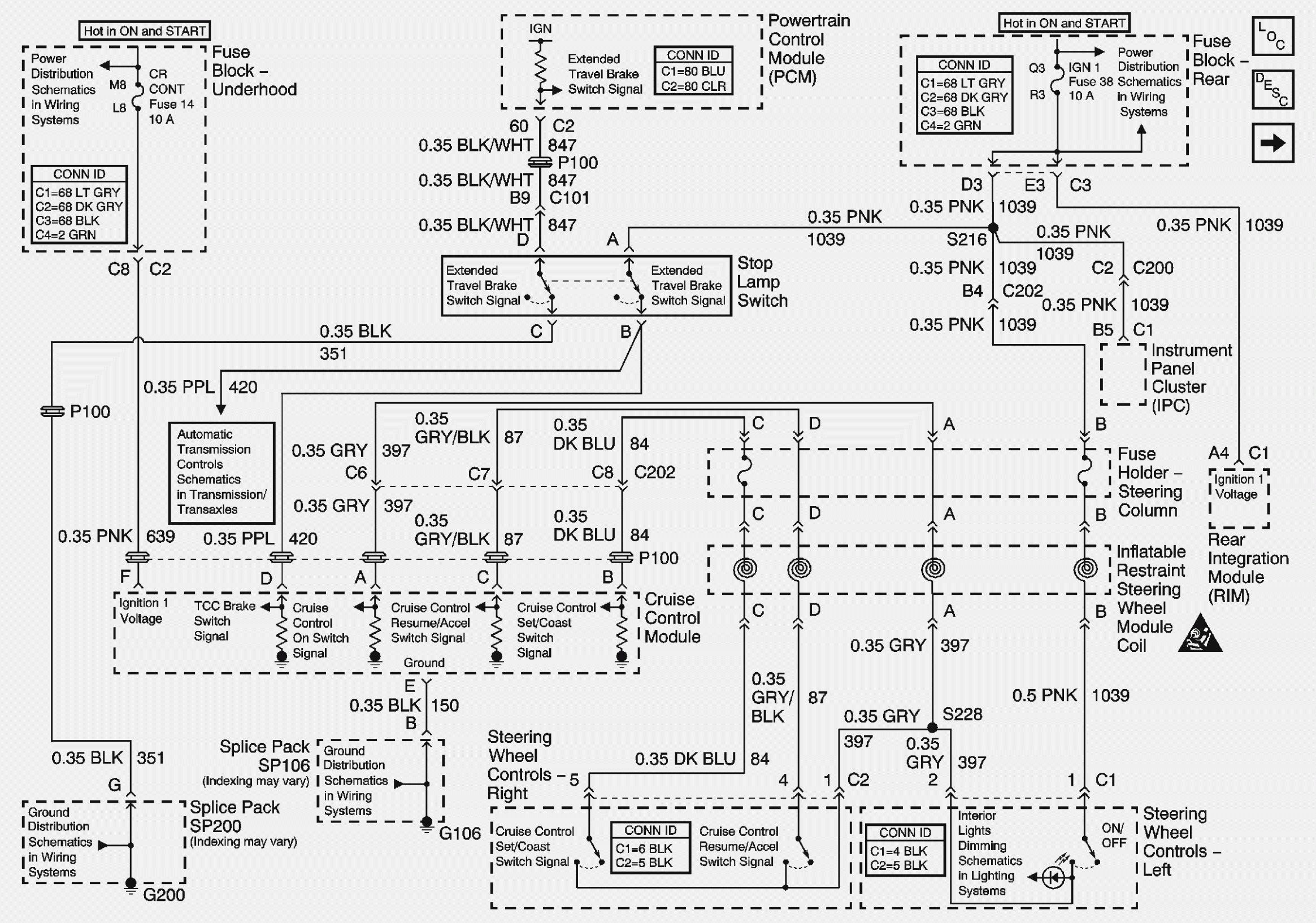 Wiring Manual Pdf  01 Buick Lesabre Wiring Diagram