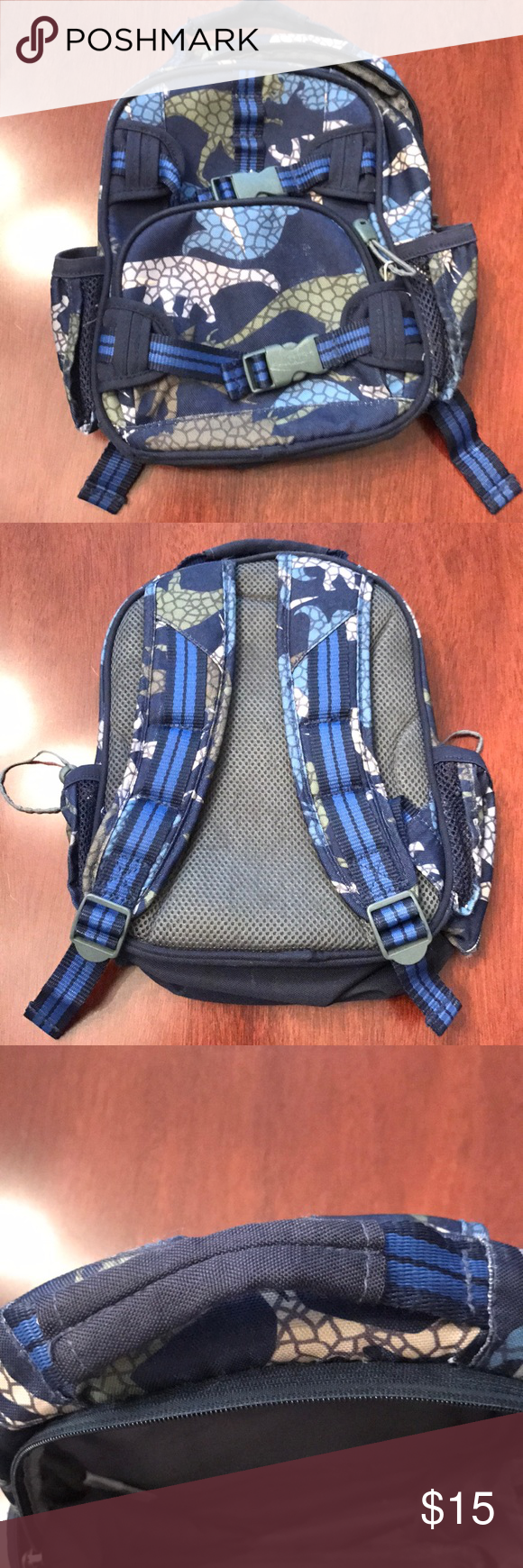 Pottery Barn Kids Dinosaur Backpack Amp Lunch Kit With