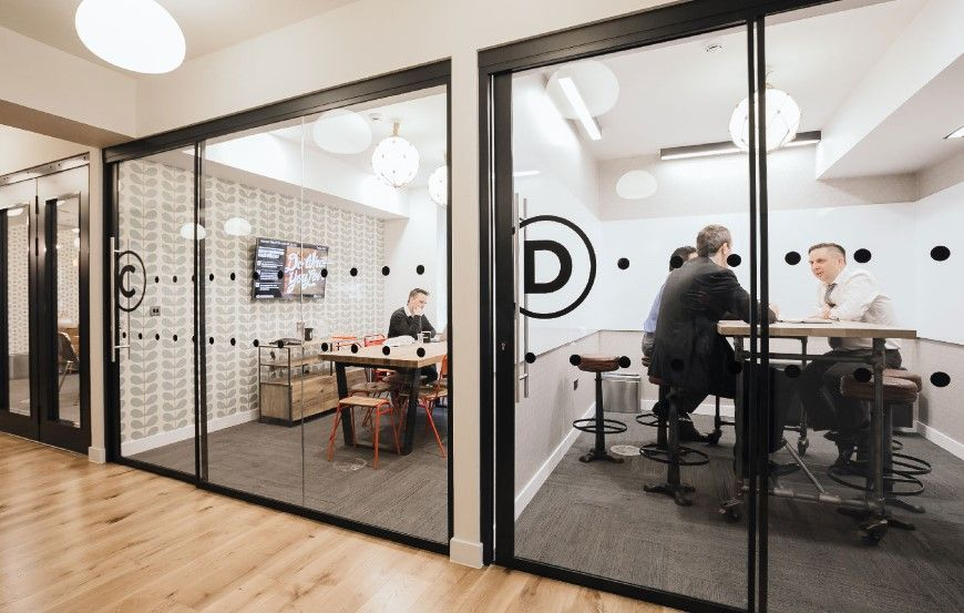 New coworking offices wework in london by oktra project hp