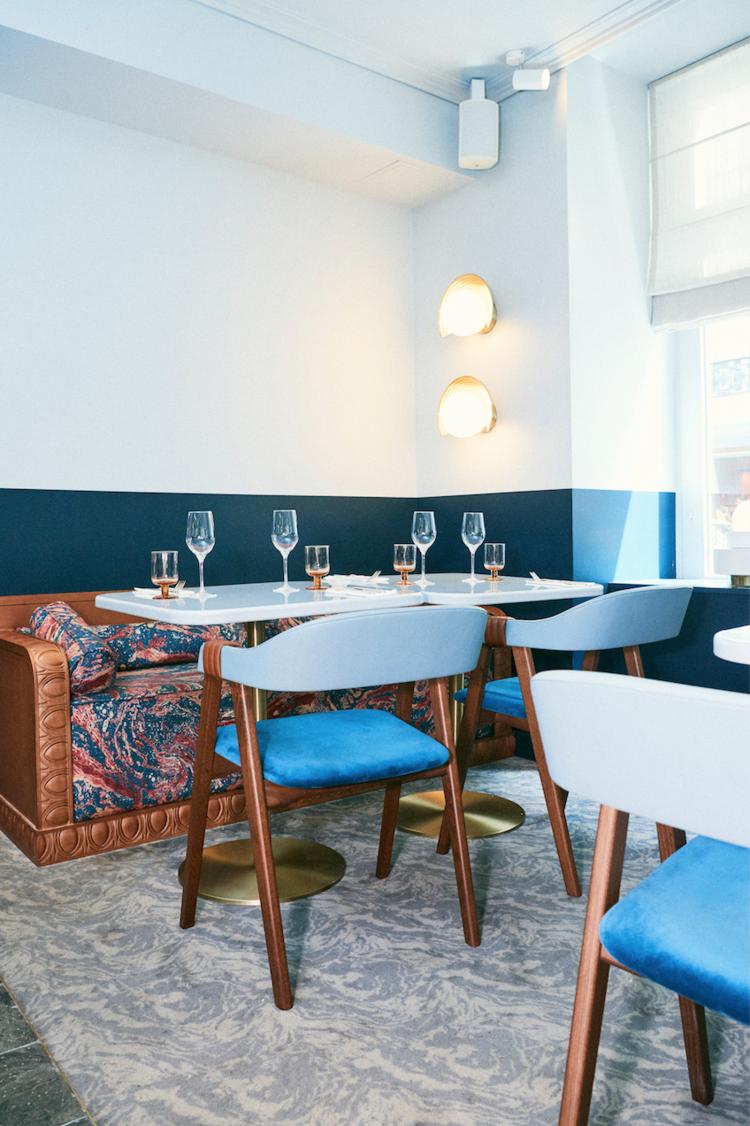 Chzon Design Projet Balagan Restaurant Localisation Paris Client Marriott Experimental Group Annee 20 Restaurant Interior 2015 Interior Design Interior