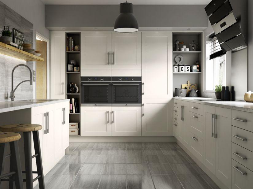 Oban Ivory Wickes.co.uk Kitchen design, Kitchen