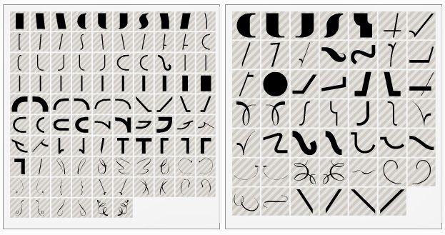 CosasDeClase: Composición tipográfica modular