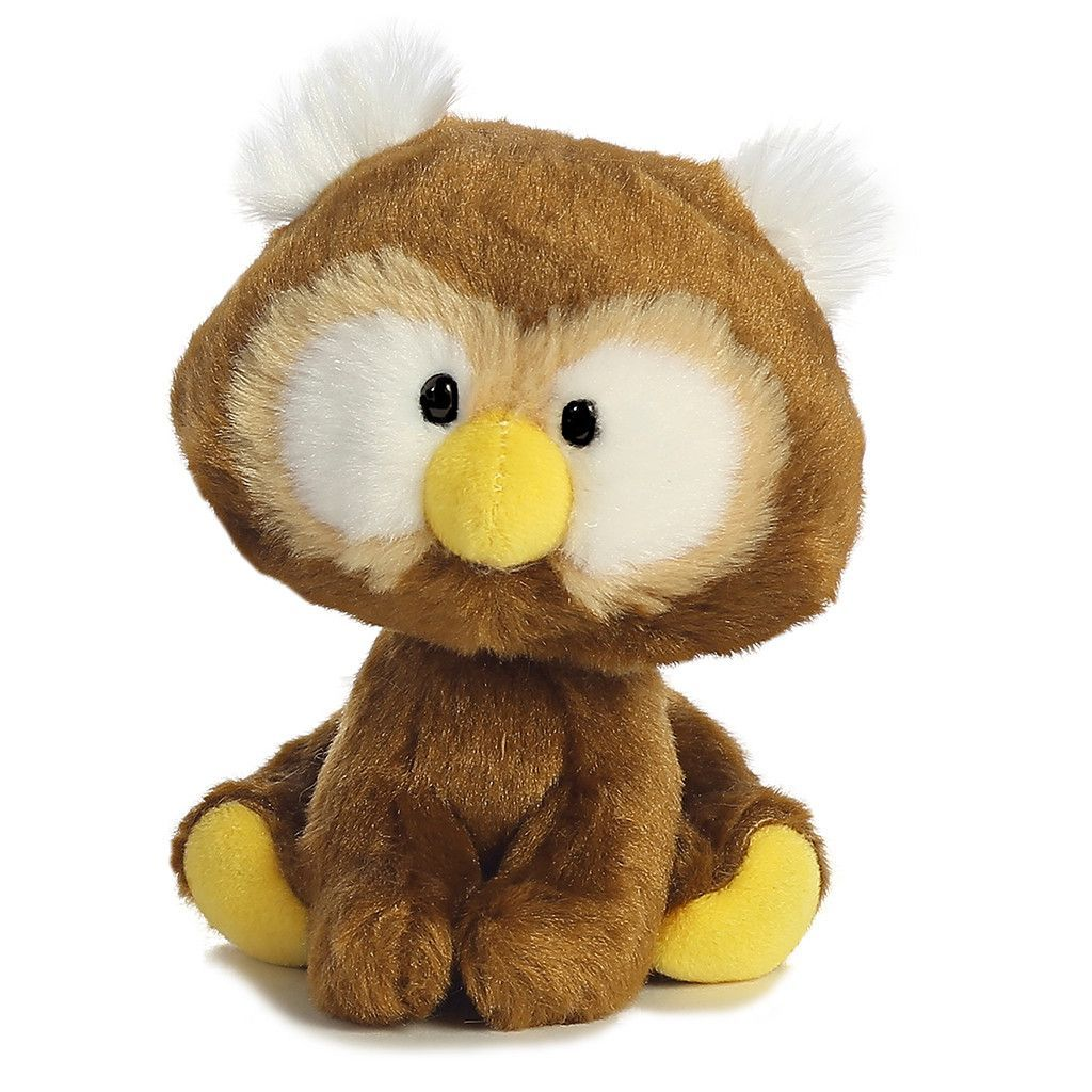 Wobbly Bobblees - Owl 6in