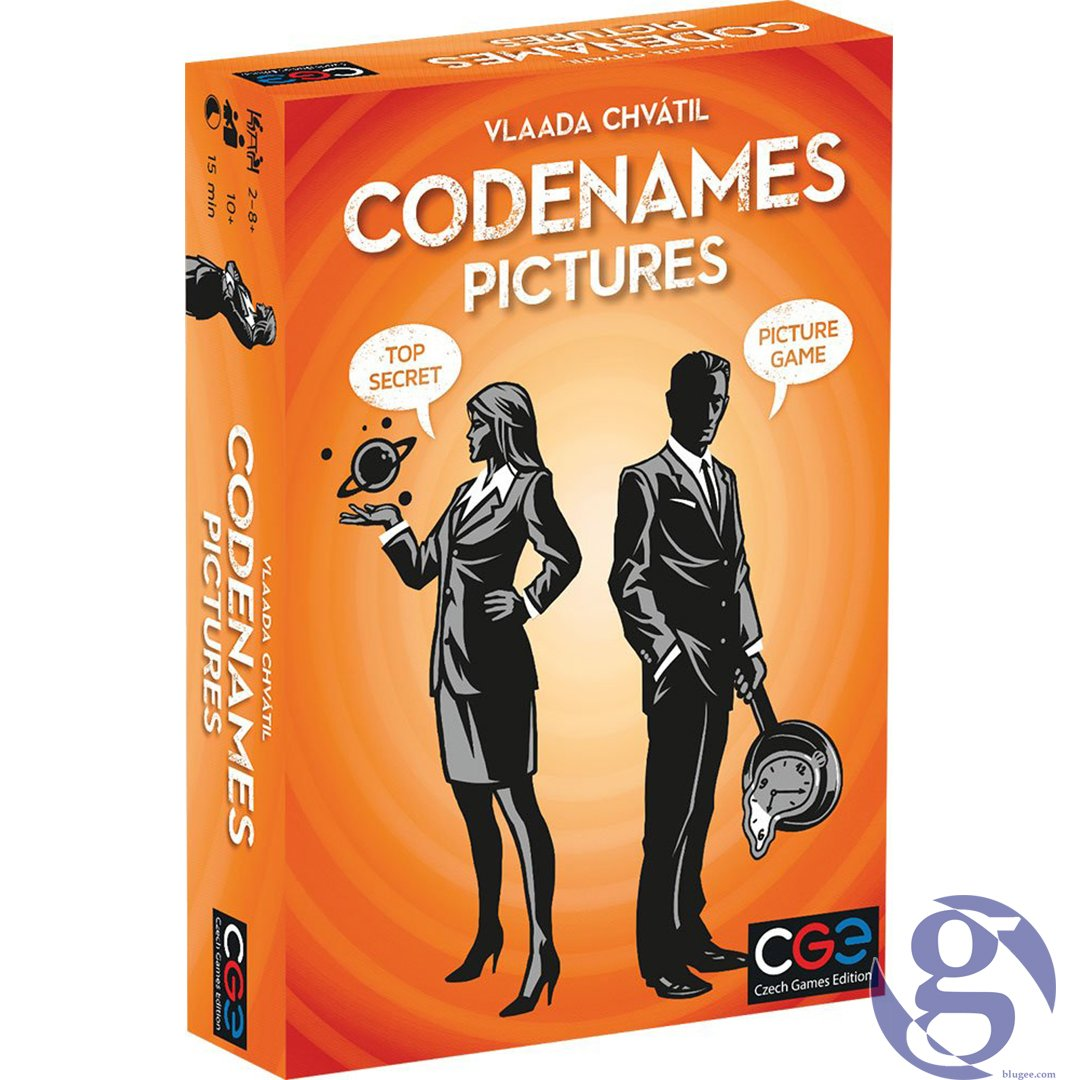 Czech Games Edition CGE00036 Codenames Pictures
